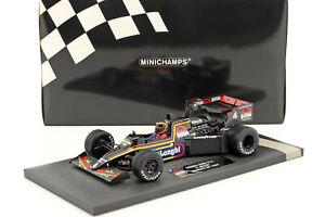 Stefan-Bellof-Tyrrell-012-4-Monaco-GP-Formel-1-1984-1-18-Minichamps