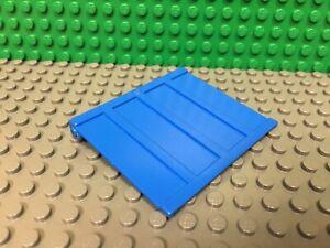 Lego 1x Minifigures Duplo Vintage Blue