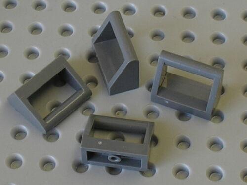 DkStone tile with handle lego ref 2432//set 10179 7671 10134 7675 7626 7627...