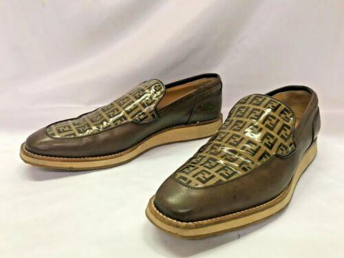 FENDI Designer Mens shoes, size 8