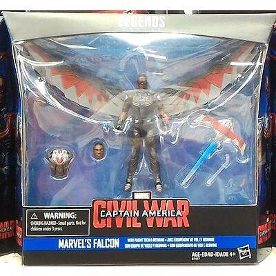 Marvel Legends Series Civil War Falcon 3.75 Figure