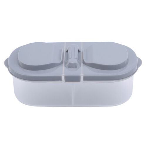 Lunch Box Food Container Lunch Boxes Compartment Lids Outdoor LE