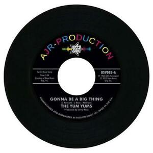 THE-YUM-YUMS-Gonna-Be-A-Big-Thing-NEW-NORTHERN-SOUL-45-OUTTA-SIGHT-7-034-Vinyl-R-amp-B