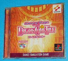 Dancing Stage featuring Dreams Come True - Sony Playstation - PS1 PSX - JAP Japa