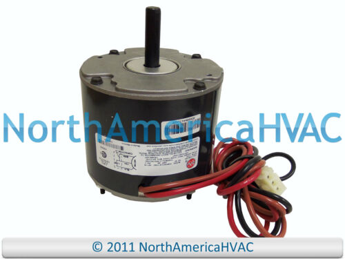 OEM Emerson Heil Tempstar 1//6 230v HP Condenser Fan Motor K48HXCLW-1562 DE3G125N