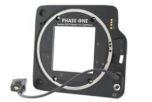 EXC-PHASE-ONE-MAMIYA-RZ67-ADAPTER-FOR-LIGHTPHASE-P20-P25-P45-Hasselblad-V