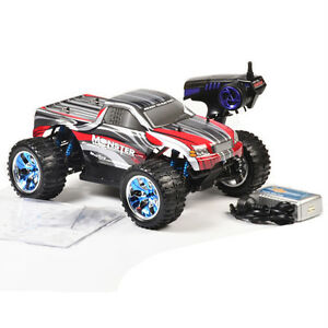 HSP-1-10-Electric-RC-Car-Brushless-4WD-Monster-Truck-Lipo-Battery-94111PRO