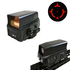 Fireclub Uh-1 Holographic Red Dot Sight Reflex USB Charge for 20mm Mount Rifle