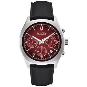 Bulova-96B238-Gent-039-s-Accutron-II-Chronograph-Wristwatch