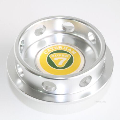 Caterham Super 7 K Series Engine Oil Filler Cap Silver Aluminium K16 VVC 50g Cap