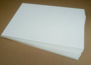 A3 mount / art  board 10 sheet pack 3.5 mm