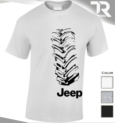 NEW JEEP OF ROAD T SHIRT LOVE MY CAR TEE EXTREME SPORTS MENS TEE TOP GIFT IDEA