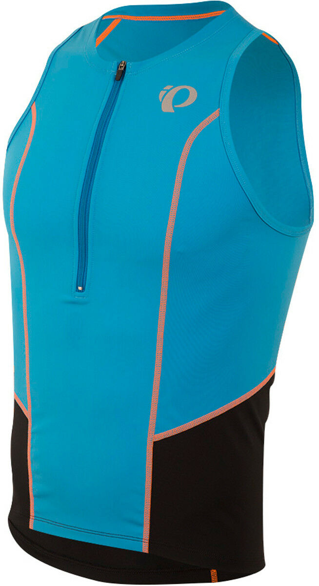 Pearl Izumi Select Pursuit Triathlon body camisa azul negro 2017