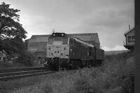 British Rail Class 31 Bingley Quality 6x4 inch Rail Photo G