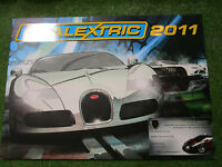 Catalogue Scalextric 2011