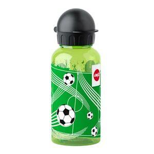 Emsa KIDS Trinkflasche Kinderflasche Reiseflasche 0,4L BPA frei Soccer