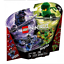 Toupies Spinjitzu Lloyd Vs Lego Ninjago Garmadon 70664