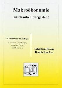 Makrooekonomie-anschaulich-dargestellt-von-Braun-Sebasti-Buch-Zustand-gut