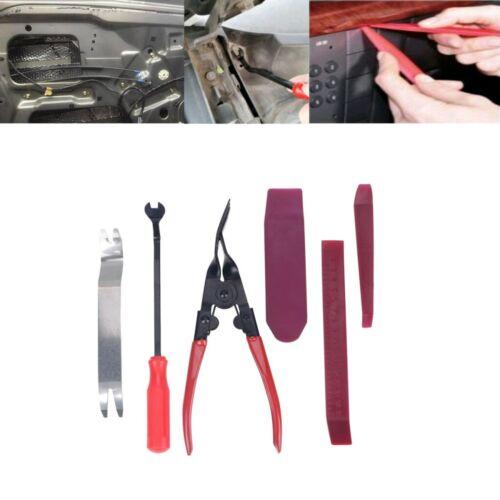Demontage Verkleidung Lösewerkzeug Radio Ausbau DE KFZ Auto Werkzeug Set 6Tlg
