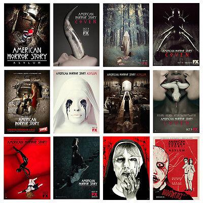 American Horror Story Poster Print 30X21CM-BUY 2 GET 1 FREE | eBay