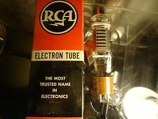 RCA 811-A USA MADE NOS NEW OLD STOCK NEW IN BOX TESTED VINTAGE VALVE TUBE