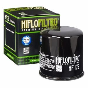 Black Oil Filter 3 Pack for Indian 2015-19 Chief Chieftain All Motorcycle HF175