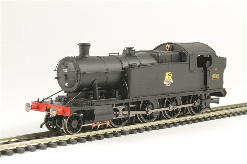 HORNBY 00 GAUGE - R3463 - BR BLAND KLASS 52XX STEAM LOKOMOTIVE 5231 - ny