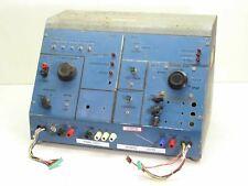 Powerstat Type 10b 0132 Vac Variac Powerstat Transformer In Tfx 5297 Enclosure