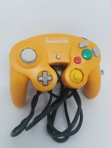 Official-Nintendo-Gamecube-Controller-Orange-Spice-OEM-TESTED-GREAT-SHIPS-FAST