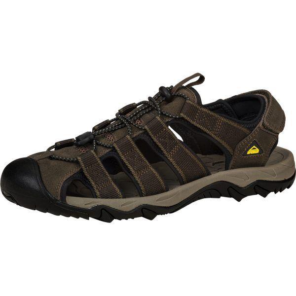 McKinley Herren Trekking Sandale Korfu  274373-140  braun  Gr. 41-46   NEU!!!