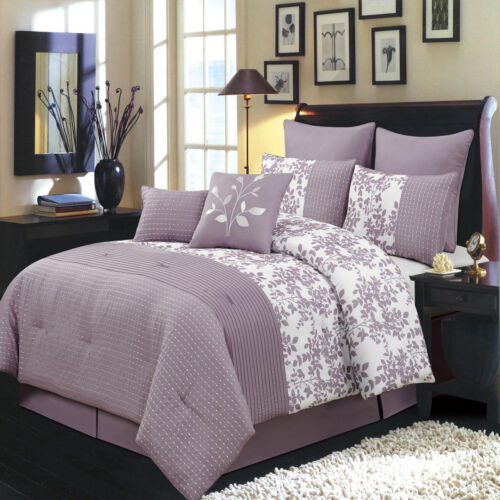 2 Styles 5 Sizes LUXURIOUS Bliss 100/% Polyester Bed in a Bag