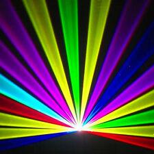 250mW Red+Blue+Green FullColor RGB Animation Laser Stage Light KTV DJ Show SHINP
