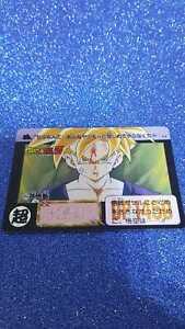 DRAGON-BALL-Z-CARDDASS-RAMI-CARDS-BANDAI-604-ANO-1993