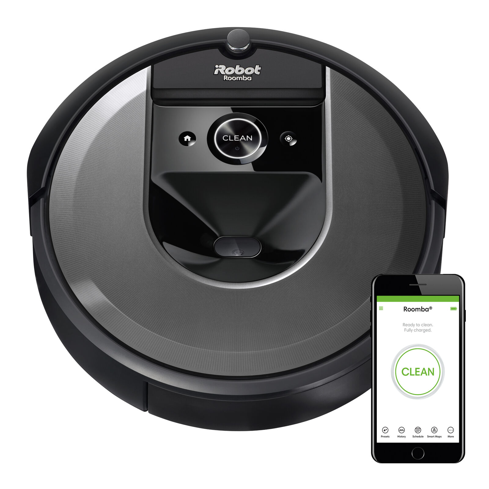 IRobot i715020 Roomba i7 Wi-Fi Connected Robot Vacuum Cleaner (7150)