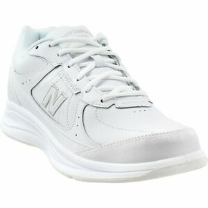 Details about New Balance 577 Athletic Walking Neutral Shoes White Mens