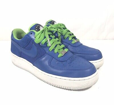 Air Force 1 Low Huarache Blue Green