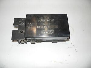 2001 ford econoline fuse box  | 654 x 483