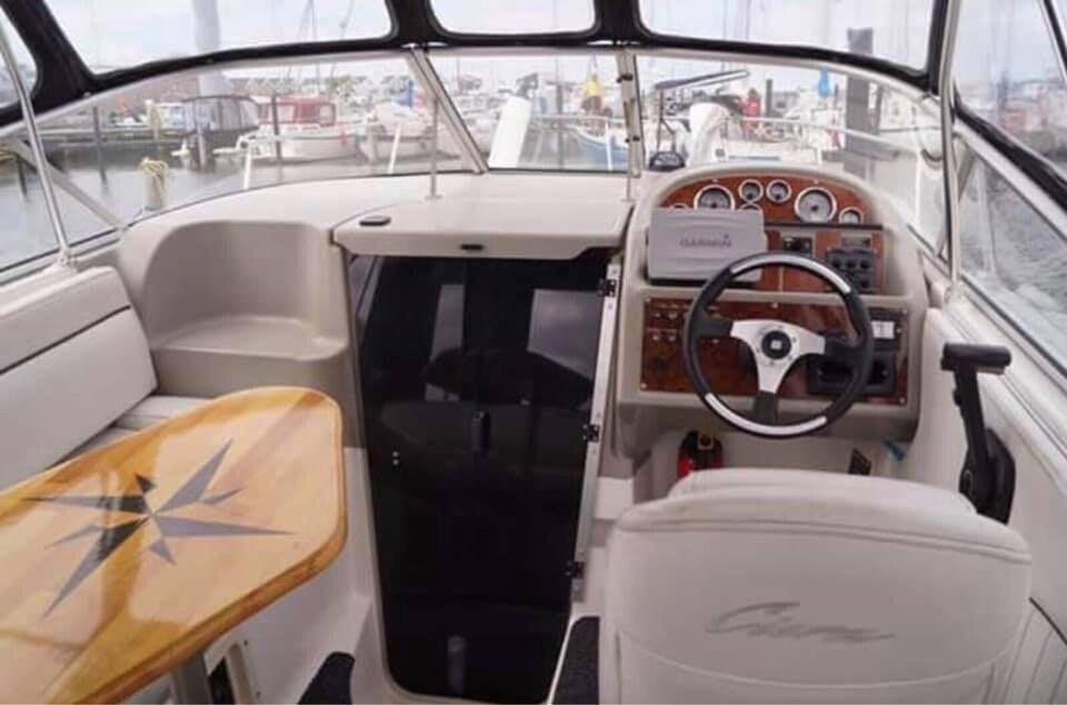 Bayliner 2655, Motorbåd, årg. 1997