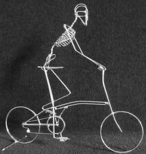 BROMPTON S2L BICYCLE MODEL & RIDER - Hand-crafted in spectacular detail