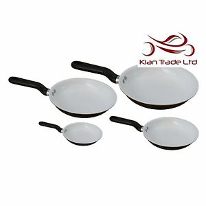 CERAMIC-COATED-BAKEWARE-FRYING-PAN-NON-STICK-COOKING-SURFACE-FRYPAN-KITCHEN-NEW