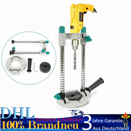 Mobile Drill Stand Drilling Aid stand for Drill Ø42.5 mm 45 ° Adjustable