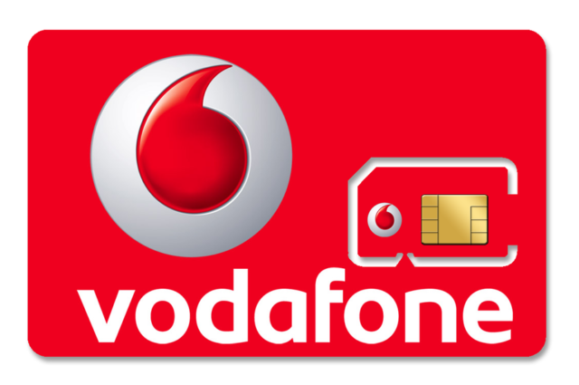 Vodafone UK Pay As You Go PAYG  Standard Micro And Nano Triple SIM Card new pack