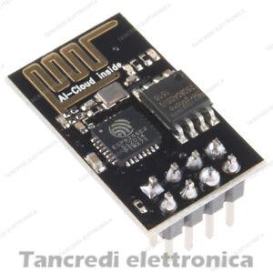 MODULO-WIRELESS-ESP-01-chip-ESP8266-SERIALE-Serial-WIFI-Module-ARDUINO