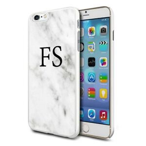 Personalised-Marble-Phone-Case-Cover-for-Apple-Samsung-Initial-Text-Name-16