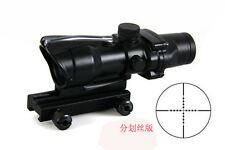 ACOG 4x32 Rfile Scope Airsoft optics Scope tactical airsoft riflescopes
