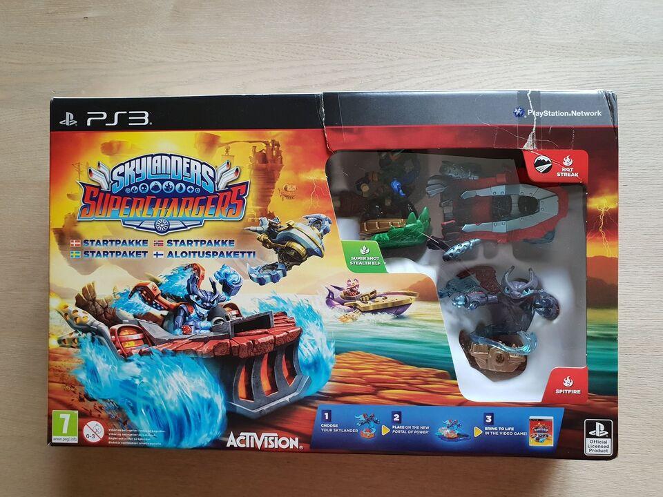 Skylanders og Disney Infinity, PS3, adventure