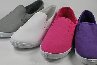 Damen Leinen Sneaker Turnschuh Gr 36,37,38,39,40,41 NEU