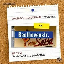 Beethoven: Complete Works for Solo Piano, Vol. 11 -  Variations Super Audio...