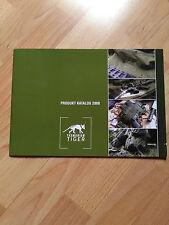 Catalogue TASMANIAN TIGER 2008