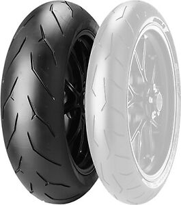 Pirelli Diablo Rosso Corsa Motorcycle Rear Tire 200//55ZR17 2321800 200//55-17
